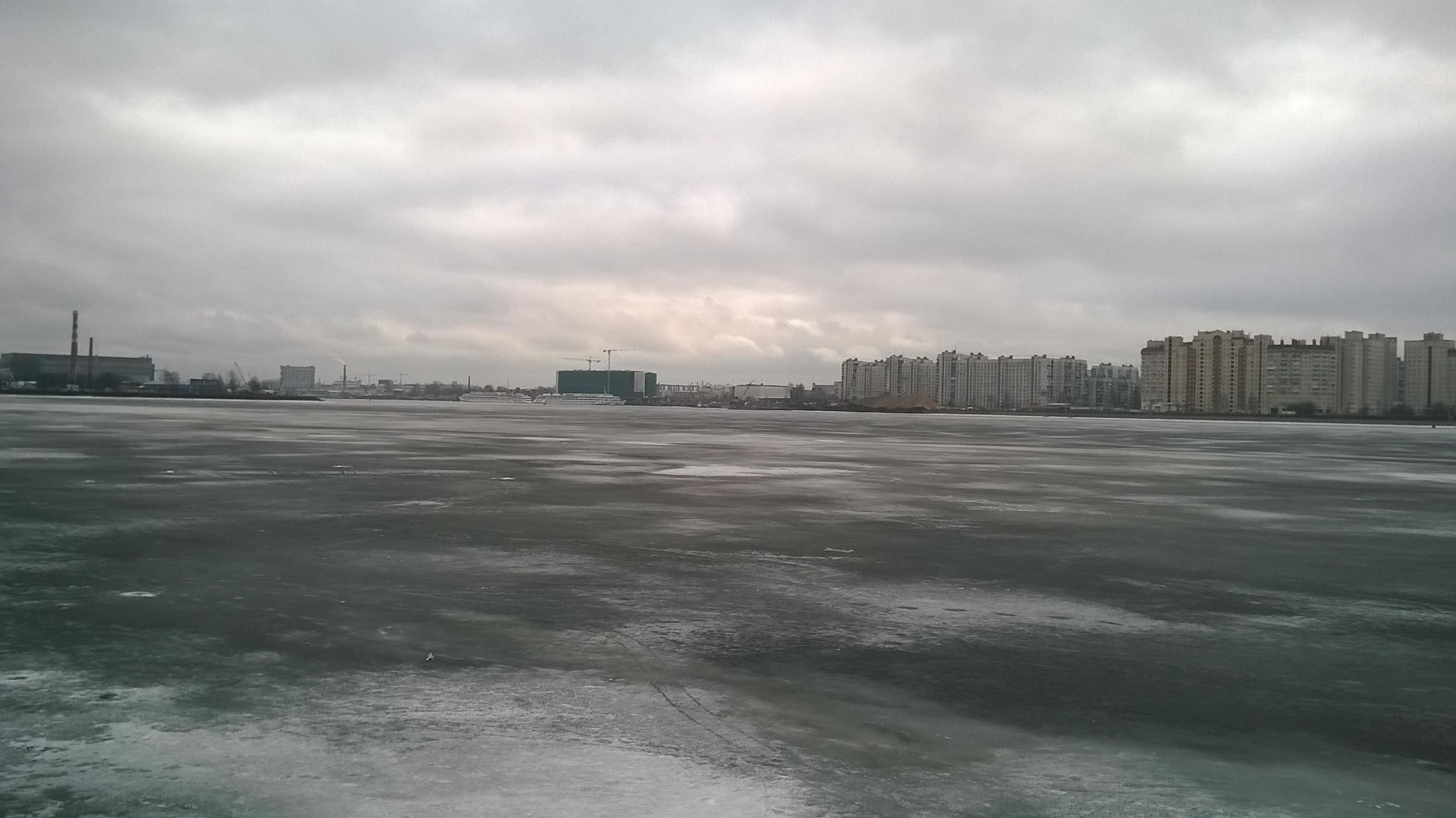 фотографии Финского залива