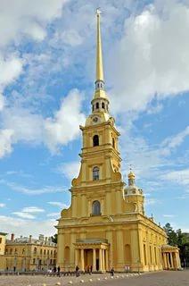 Петропавловската катедрала