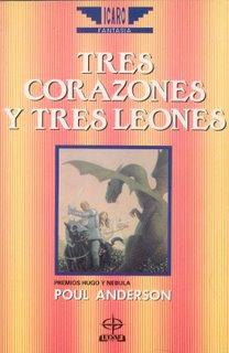 Три сердца и три льва на испанском языке