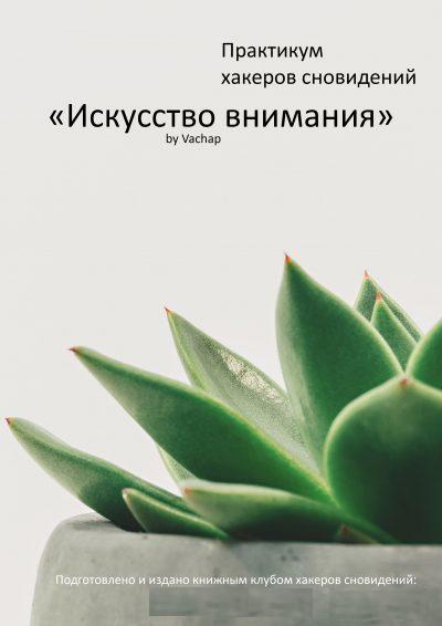 Вачап - Искусство внимания