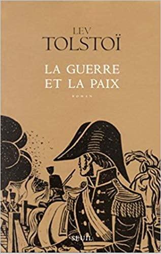 Война и мир на французском языке