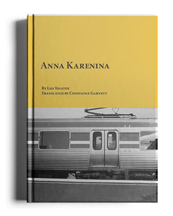 Анна Каренина на английском языке