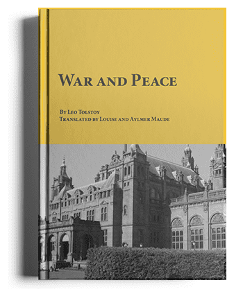 Война и мир на английском языке