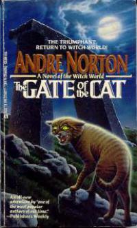 Андрэ Нортон - Кошачьи врата