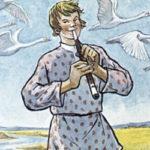 Пастушья дудочка