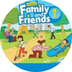 Family and Friends 1 - аудио