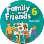 Family and Friends 6 - аудио